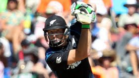 IND v NZ 4th ODI: Southee strikes early as Rohit Sharma departs